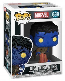 PREORDER! Funko POP Marvel - X-Men Movie 20th Anniversary - Nightcrawler, caixa