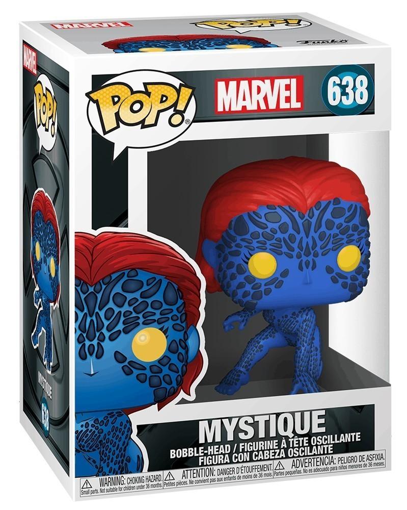 PREORDER! Funko POP Marvel - X-Men Movie 20th Anniversary - Mystique, caixa