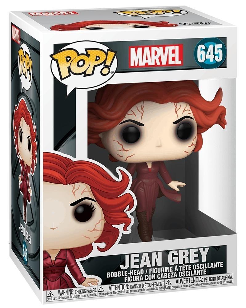 PREORDER! Funko POP Marvel - X-Men Movie 20th Anniversary - Jean Grey, caixa