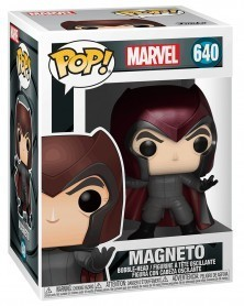 PREORDER! Funko POP Marvel - X-Men Movie 20th Anniversary - Magneto, caixa