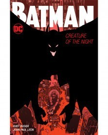 BATMAN CREATURE OF THE...