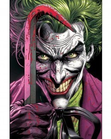 Batman: Three Jokers nº1 (de 3), de Geoff Johns & Jason Fabok, capa