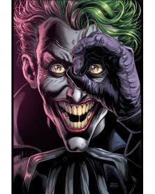 PREORDER! Batman: Three Jokers nº3 (de 3), de Geoff Johns & Jason Fabok, capa