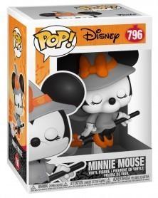 PREORDER! Funko POP Disney - Minnie Mouse (Witchy), caixa