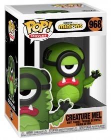 PREORDER! Funko POP Movies - Minions - Creature Mel, caixa