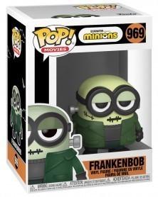 PREORDER! Funko POP Movies - Minions - Frankenbob, caixa