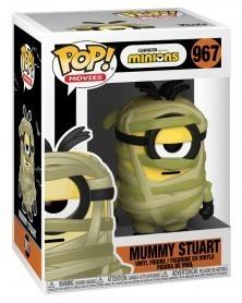 PREORDER! Funko POP Movies - Minions - Mummy Stuart, caixa