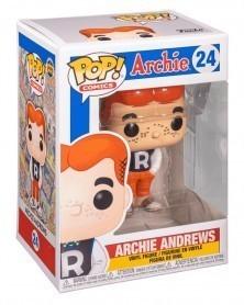 Funko POP Comics - Archie Comics - Archie, caixa