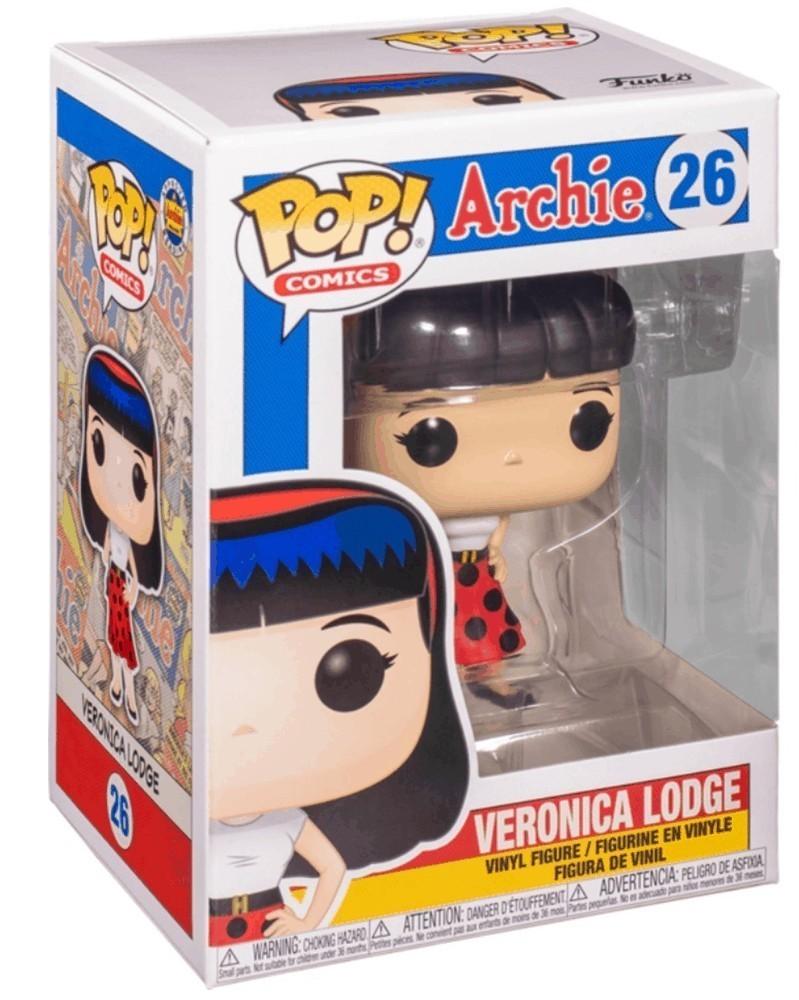Funko POP Comics - Archie Comics - Veronica Lodge, caixa