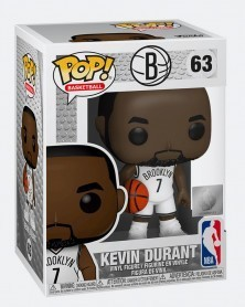 Funko POP Basketball - Brooklyn - Kevin Durant,  caixa