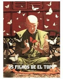 OS FILHOS DE EL TOPO Vol.2: Abel (Jodorowsky/Ladrönn), capa