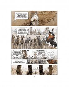O Castelo dos Animais vol.1: Miss Bengalore (Delep/Dorison)