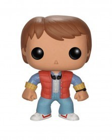 Funko POP Movies - Back To The Future - Marty McFly