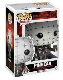 Funko POP Movies - Hellraiser - Pinhead, caixa