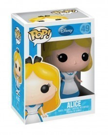 Funko POP Disney - Alice, caixa