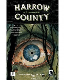 Harrow County Vol.8: Um Último Regresso, capa