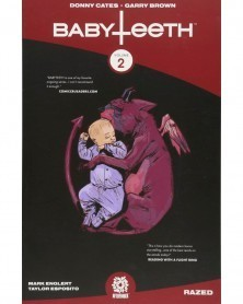 Babyteeth Vol. 2: Razed TP
