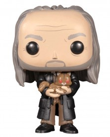 Funko POP Harry Potter - Filch & Mrs. Norris (2019 Fall Convention)