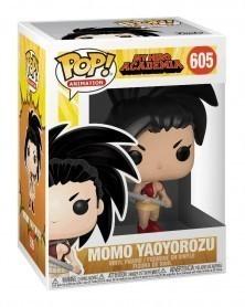 Funko POP Anime - My Hero Academia - Momo Yaoyorozu, caixa