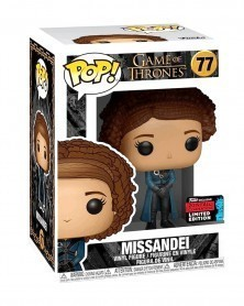 Funko POP Game of Thrones - Missandei (2019 Fall Convention), caixa