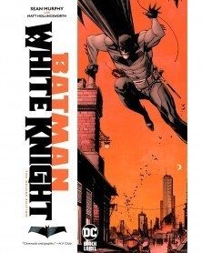 Batman: White Knight Deluxe...