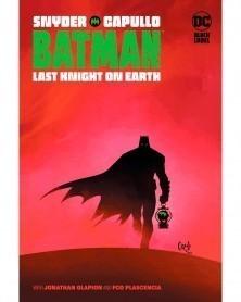 Batman: Last Knight on...