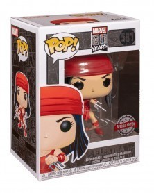 Funko POP Marvel - Elektra (Special Edition), caixa