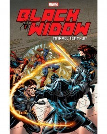 Black Widow: Marvel Team-Up TP