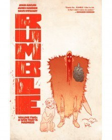 Rumble Vol. 2: A Woe That...