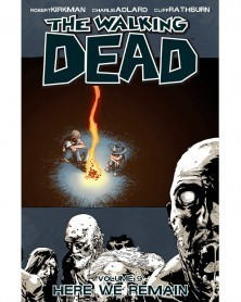 The Walking Dead Vol. 9:...