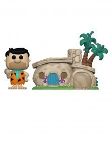 Funko POP - Flintstones - Fred Flinstone with House