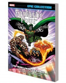 Fantastic Four Epic...