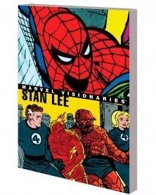 Marvel Visionaries: Stan...