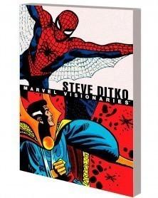 Marvel Visionaries: Steve...