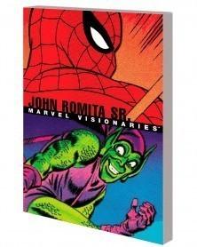 Marvel Visionaries: John...