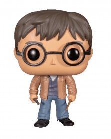 Funko POP Harry Potter - Harry Potter (with Two Wands)
