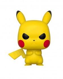 Funko POP Games - Pokémon - Pikachu (Angry)