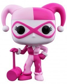 PREORDER! Funko POP Heroes - Breast Cancer Awareness - Harley Quinn