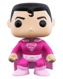 PREORDER! Funko POP Heroes - Breast Cancer Awareness - Superman