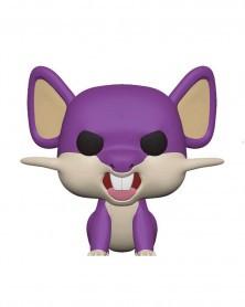 Funko POP Games - Pokémon - Rattata