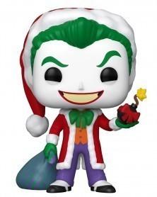 PREORDER! Funko POP DC Super Heroes - The Joker as Santa