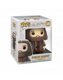 PREORDER! Funko POP Harry Potter - Rubeus Hagrid (Holiday), caixa