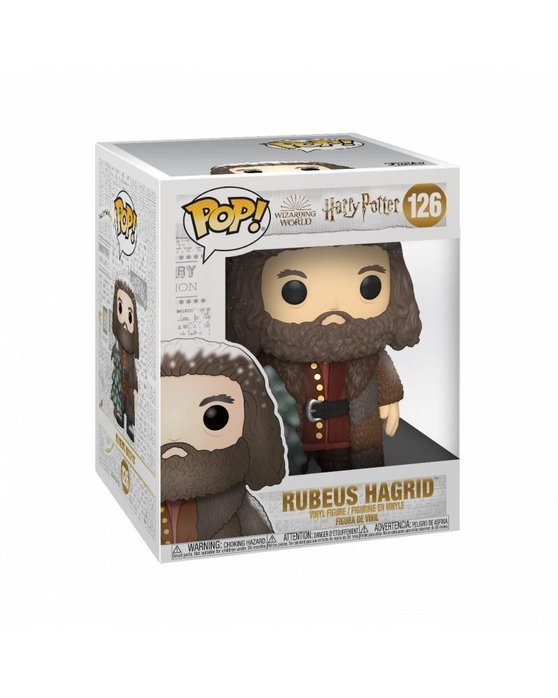 PREORDER! Funko POP Harry Potter - Rubeus Hagrid (Holiday), caixa