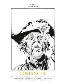 Comanche Integral, Vol. 3