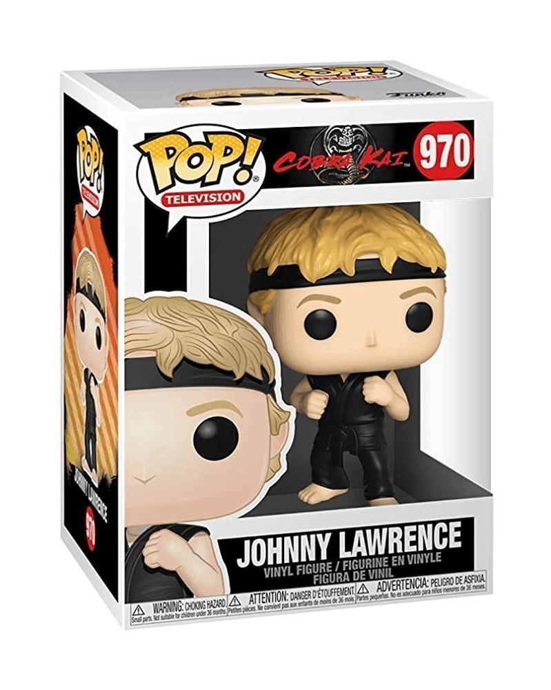 Funko POP TV - Cobra Kai - Johnny Lawrence, caixa