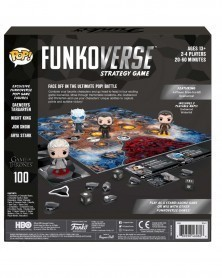 POP Funkoverse Strategy Game - Game of Thrones