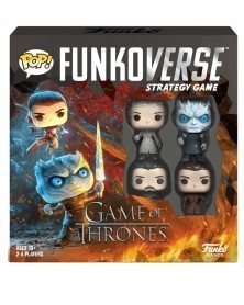 POP Funkoverse Strategy Game - Game of Thrones, caixa
