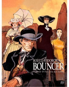 Bouncer - Tomo 5: O...