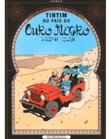 Tintin - No País do Ouro...