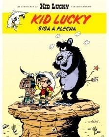 Kid Lucky: Siga a Flecha...